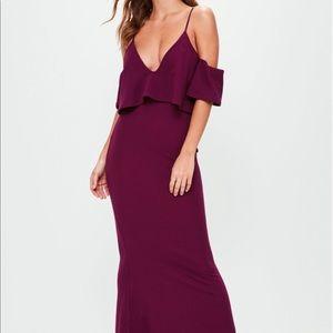 Strappy fishtail maxi dress!